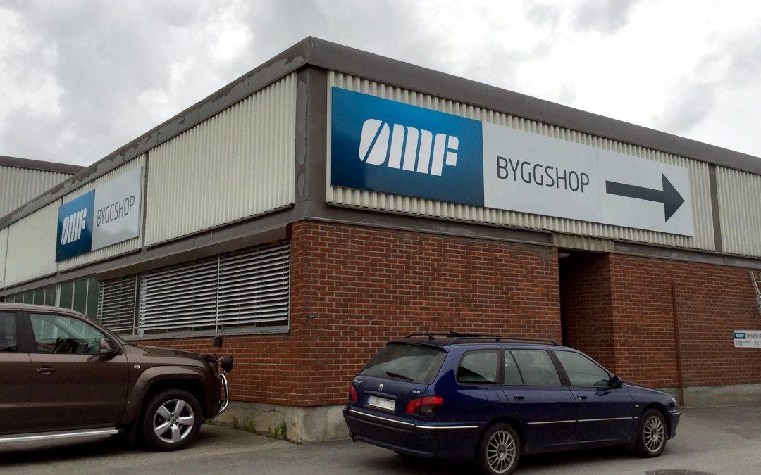 ØMF Byggshop