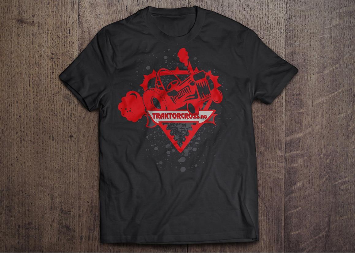 tractorcross grafisk design