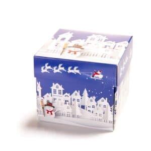 Cube 7 med the Snowman innpakking